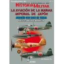 Cuaderno nº 8 La aviación de la marina imperial del japon.  aviación con base en tierra (2 kokutais numéricos)