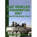 ISAF Vehicles Afghanistan 2007 Kabul & Kandahar Area