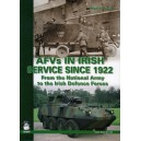 AFVs in Irish service since 1922
