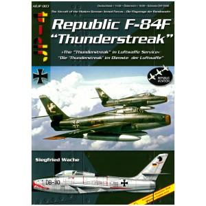 "Republic F-84F ""Thunderstreak"""