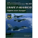"""USAFE F-16A/B/C/D """"Vipers over Europe"""""""