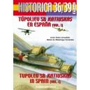 TÚPOLEV SB KATIUSKA en España