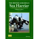 The British Aerospatiale SEA HARRIER. Falklands Fighter