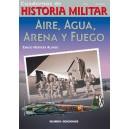 Cuaderno nº 1 Aire, Agua, Arena y Fuego