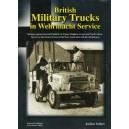 BRITISH MILITARY TRUCKS IN WEHRMACHT SERVICE